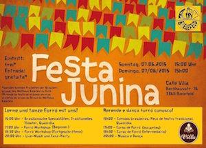 Festa Junina - Forro Party in Bielefeld