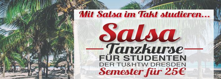 HTW & TU Studenten-Tanzkurse in Dresden
