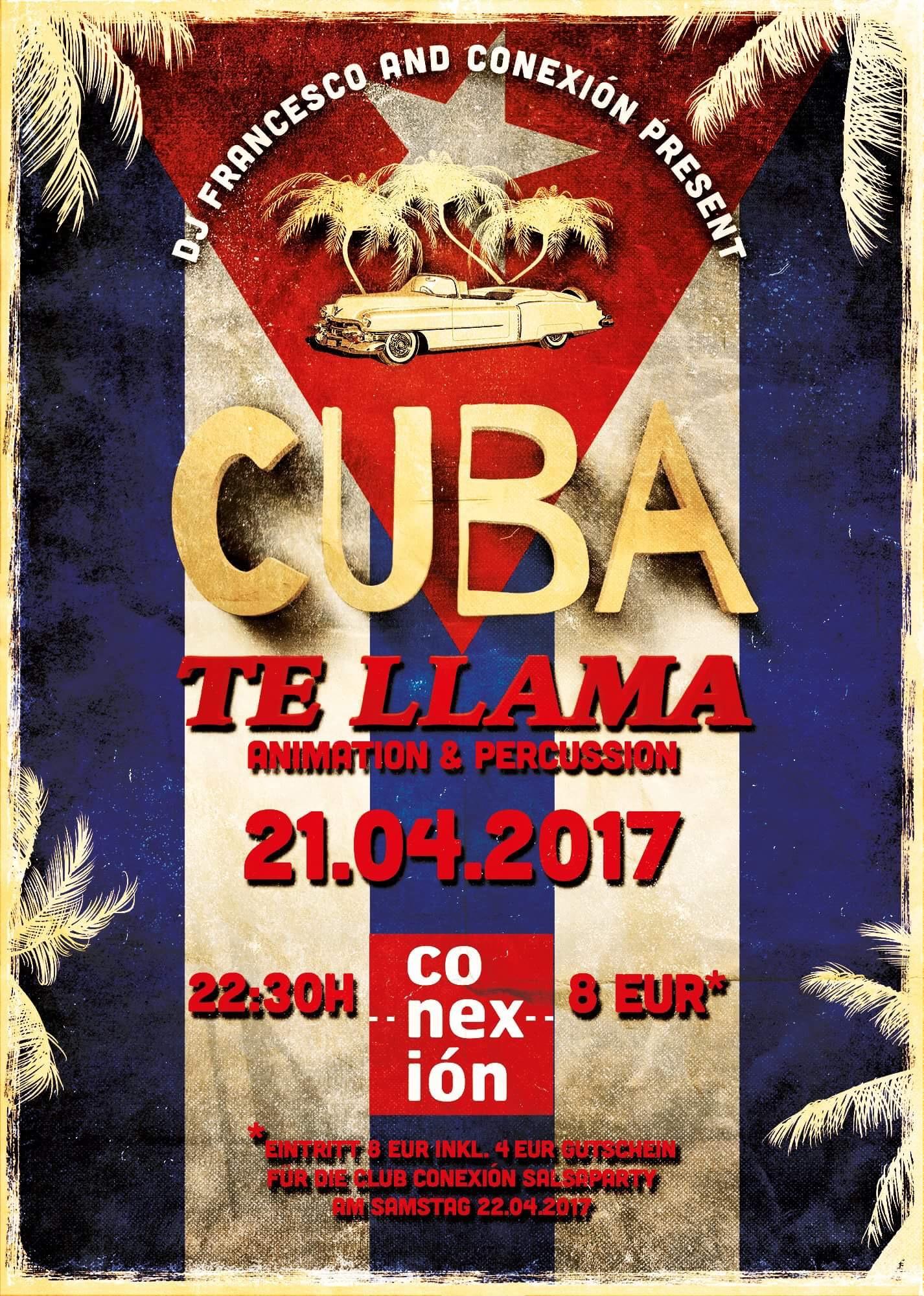 Cuba te llama in Frankfurt am Main