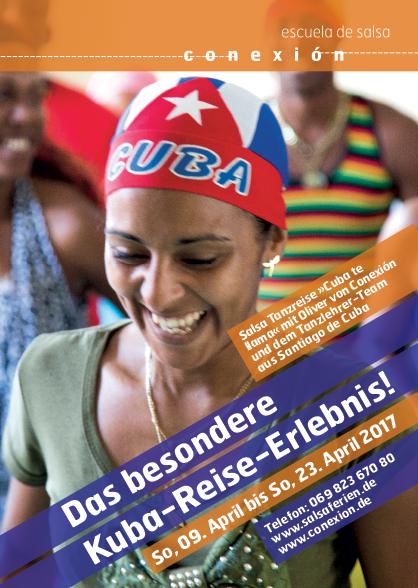 Kuba Tanzreise in Frankfurt am Main