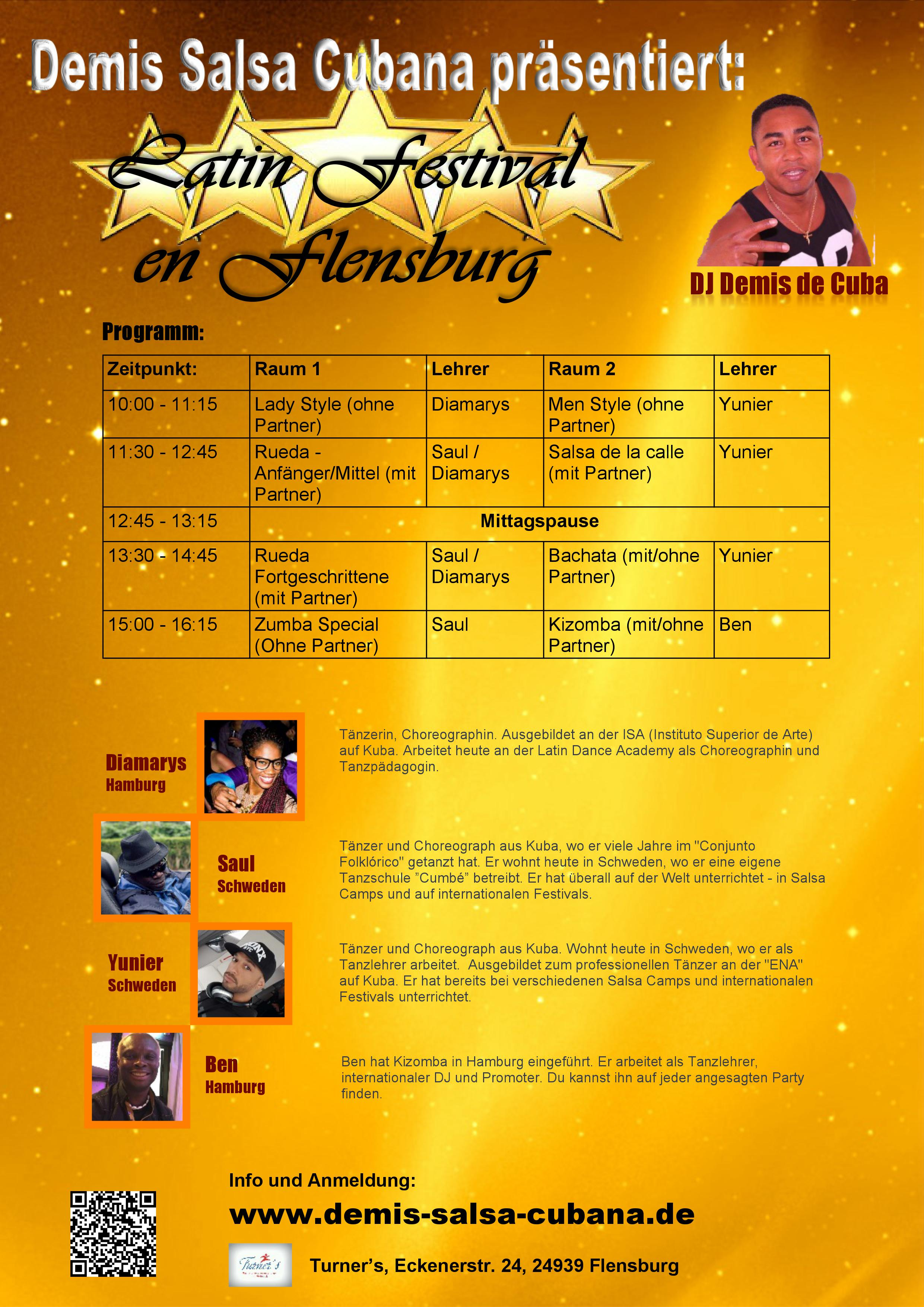 Latin Festival en Flensburg in Flensburg