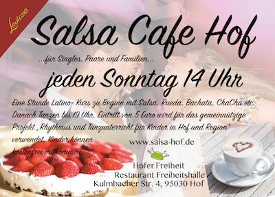 Salsa Cafe in Nürnberg