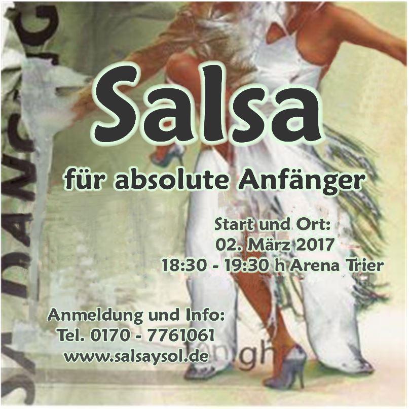 Salsa für absolute Anfänger in Trier