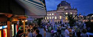 Salsa unterm Sternenhimmel in Berlin