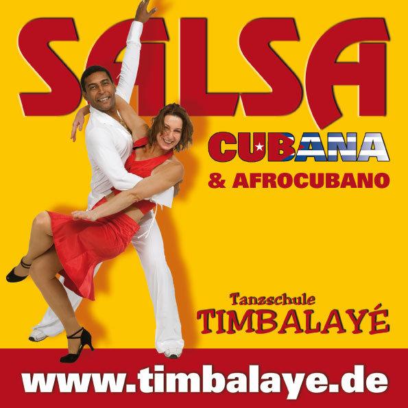 Salsaland Partner Timbalaye