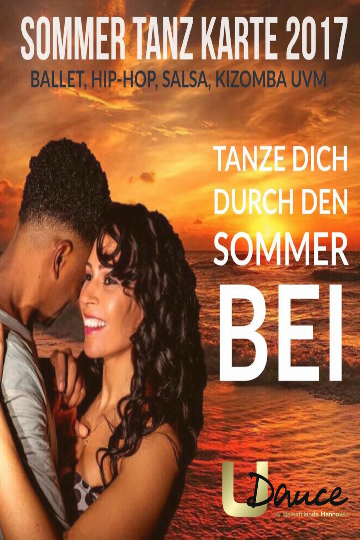 SOMMER-TANZ-KARTE in Hannover