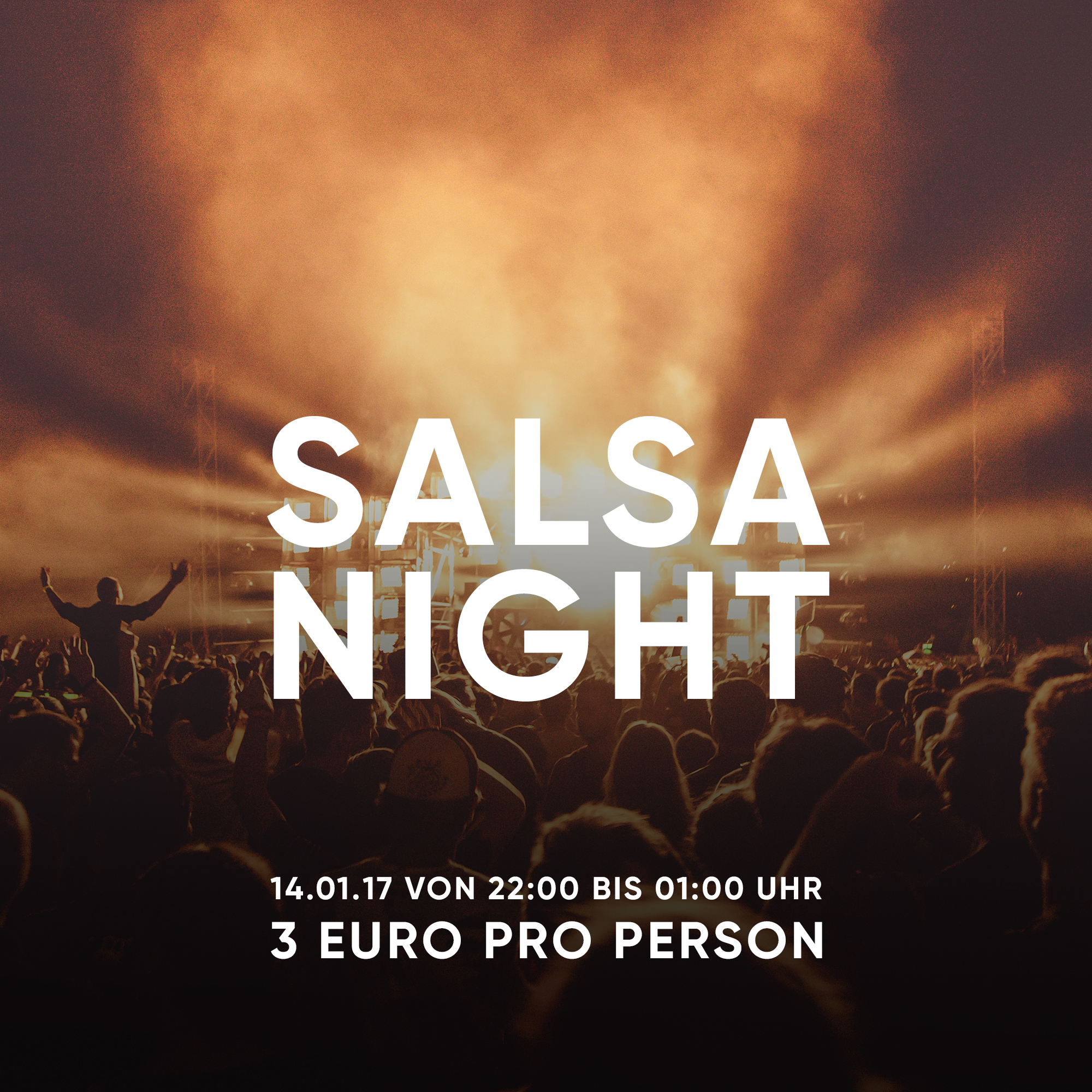 SALSA NIGHT in Würzburg