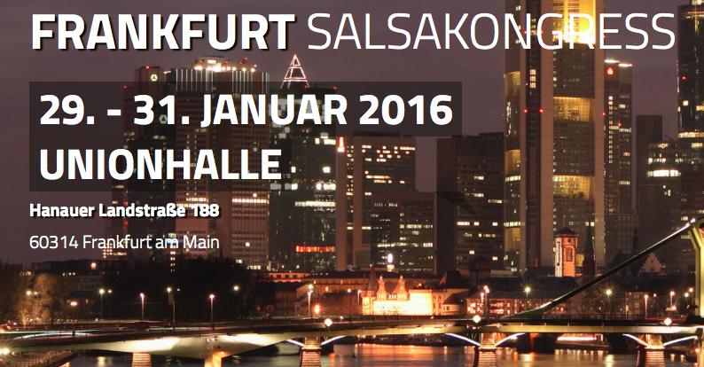 Frankfurt Salsakongress 29.01.20162