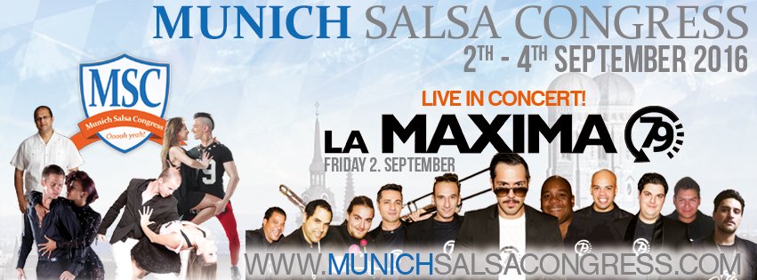 Munich Salsa Congress