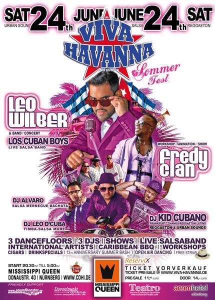 Viva Havanna Sommerfest