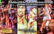 Süddeutsche Salsa Meisterschaft 2015 in Freiburg