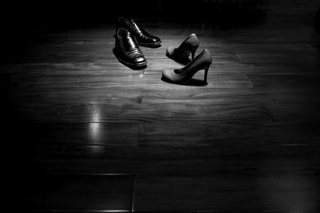Drückt der Schuh