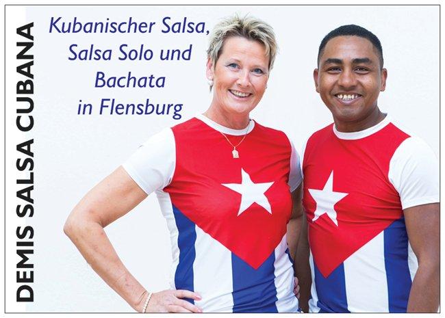 Salsa Anfänger Kurs in Flensburg