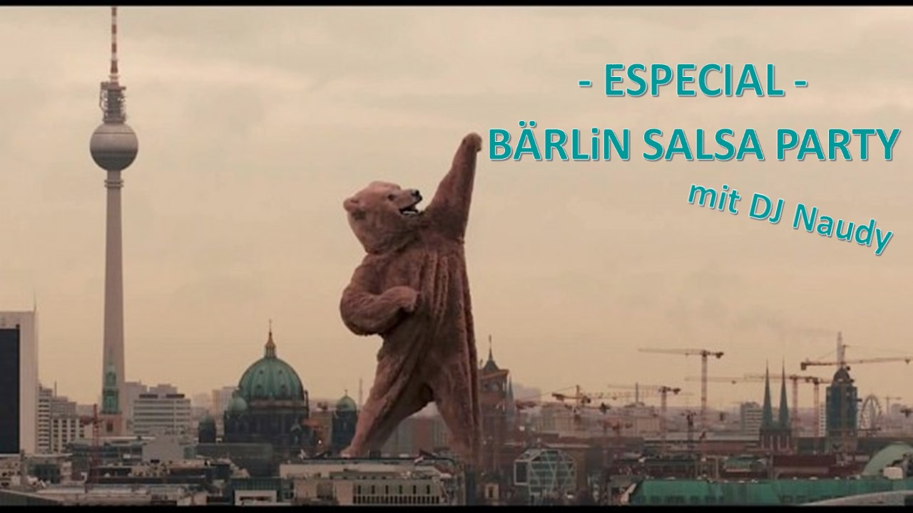 BÄRLiN SALSA PARTY – ESPECIAL – in Berlin