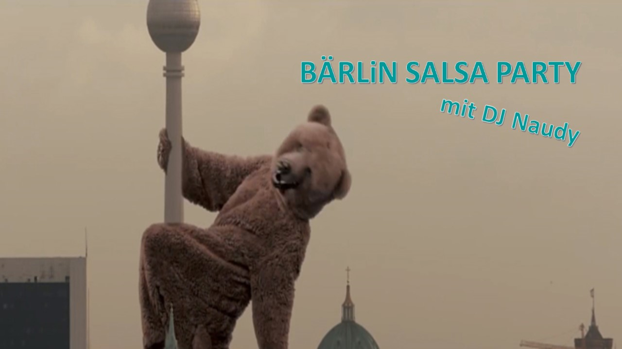 BÄRLiN SALSA PARTY in Berlin