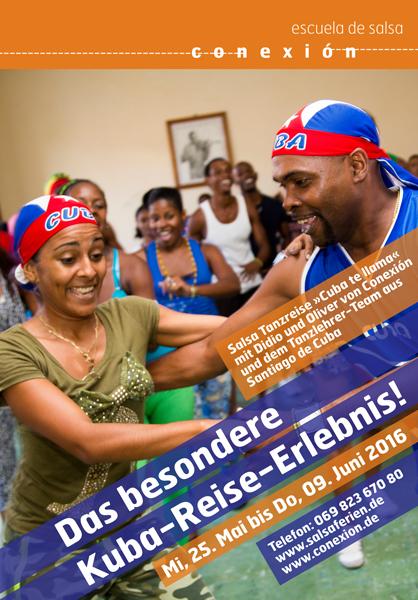 Salsatanzreise nach Kuba in Frankfurt am Main