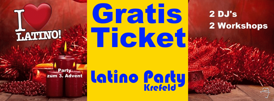 Latino Party Krefeld in Aachen