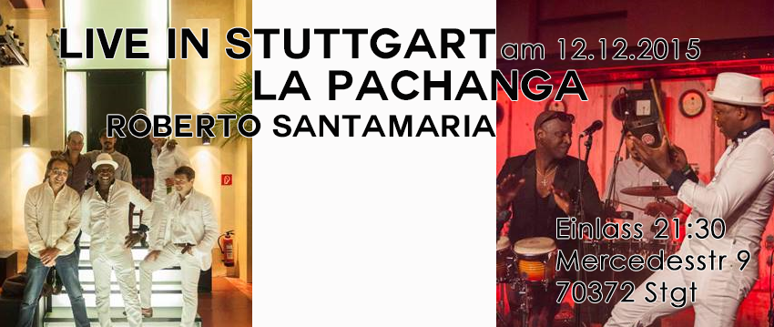 Live Konzert in Stuttgart