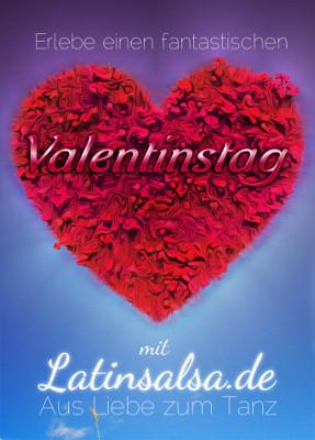 Bachatakurs Valentins-Special - 4 Wochen Bachata Intensiv in Köln