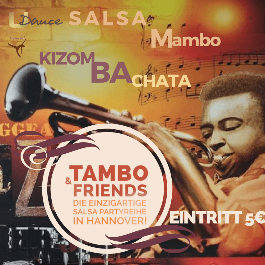 TAMBÓ & FRIENDS SALSA PARTY in Hannover