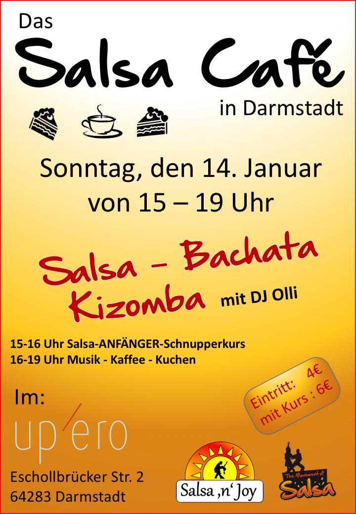 Salsa-Café in Darmstadt