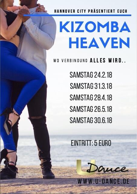 Kizomba Heaven Party in Hannover