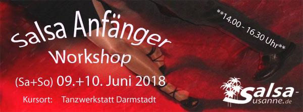 Salsa Anfängerkurs in Darmstadt