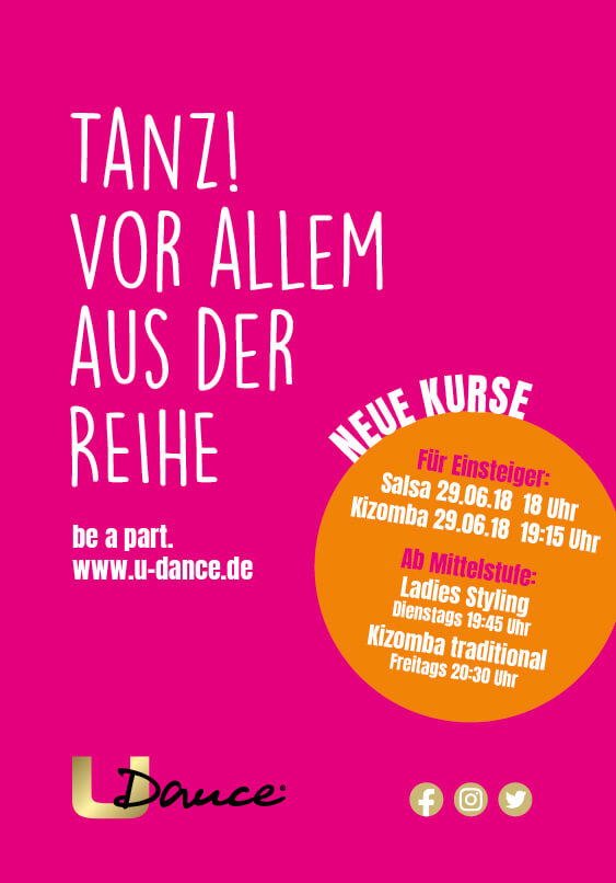 Neue Kurse in Hannover