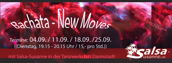 Bachata - New Moves in Darmstadt