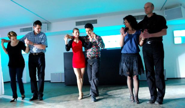 Tanzkurs für singles trier