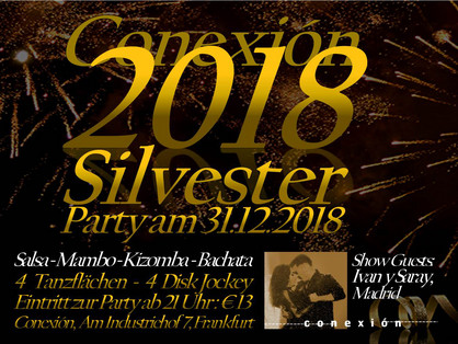 Silvesterparty in Frankfurt am Main