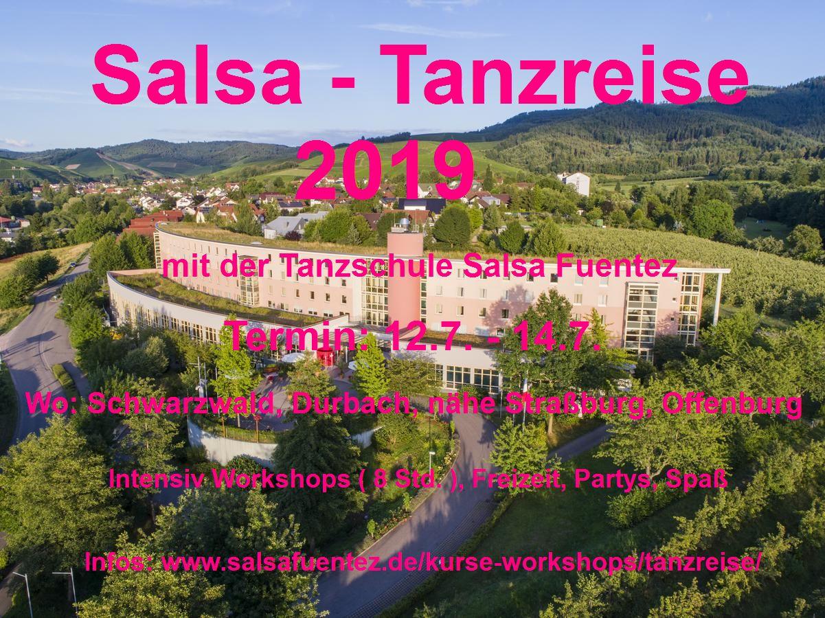 Salsa Tanzreise in Stuttgart
