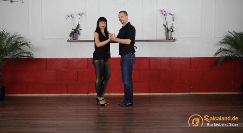 Die Tanzpaarhaltungen