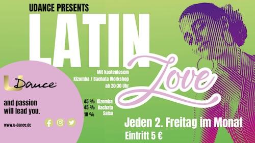 Latin Love Party mit Bachata, Kizomba und Salsa in Hannover