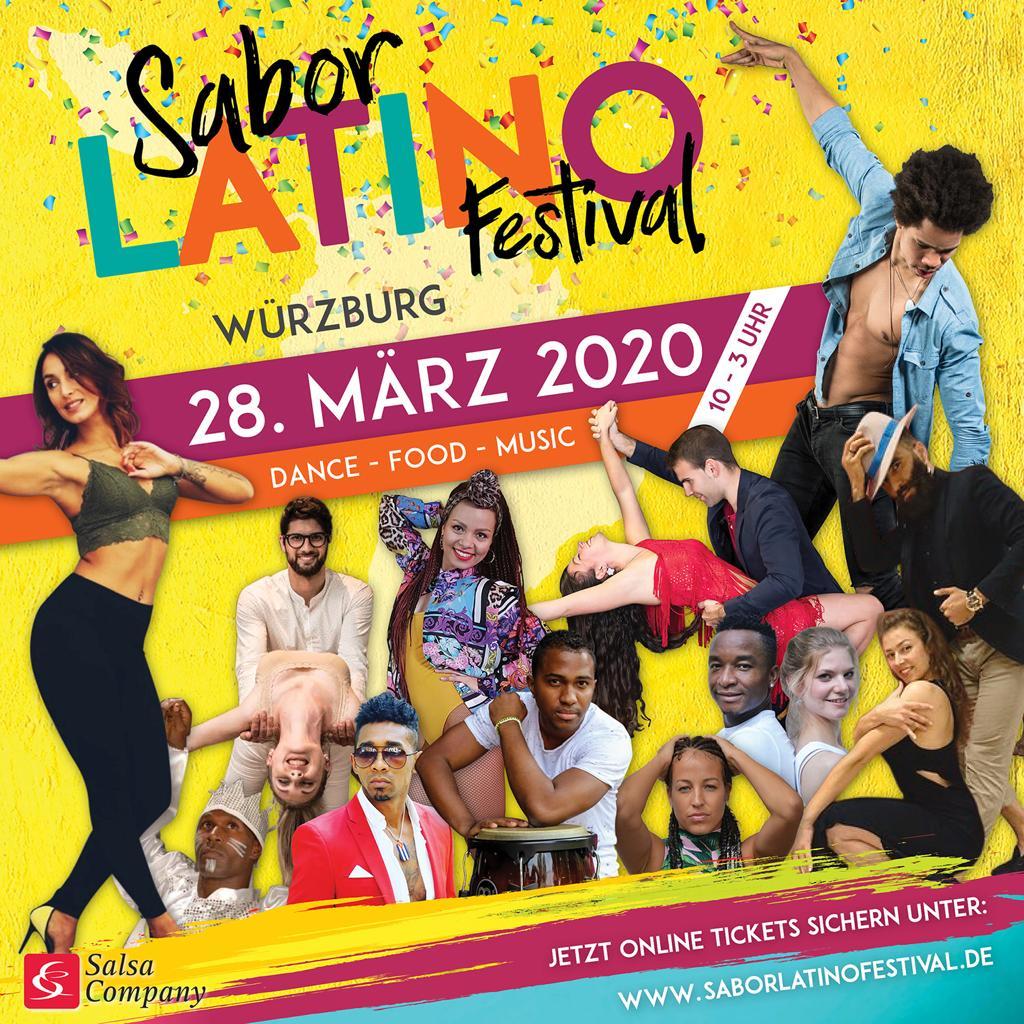 Sabor Latino in Würzburg