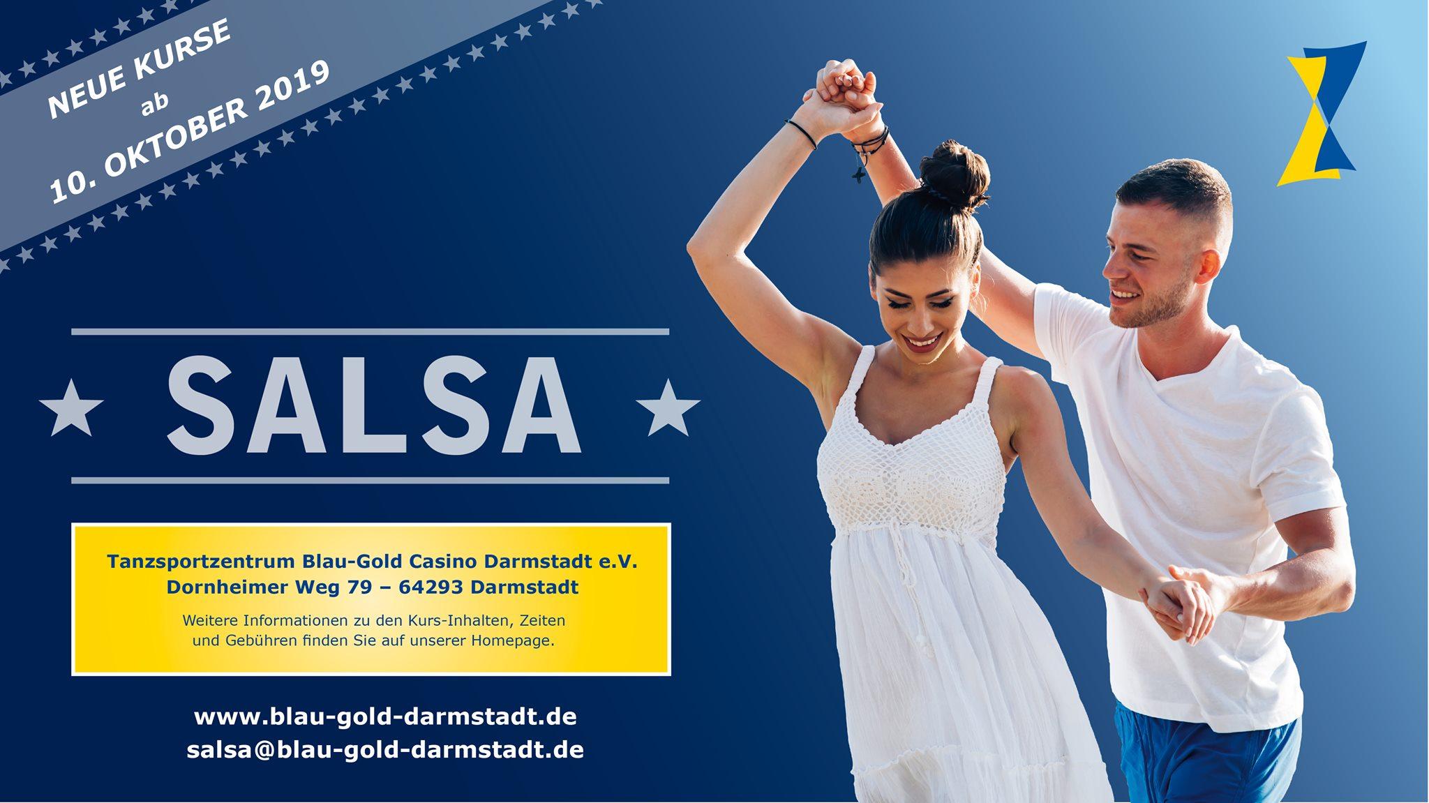 Neue Salsa Kurse Darmstadt in Darmstadt
