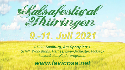 Salsafestival Thüringen Saalburg