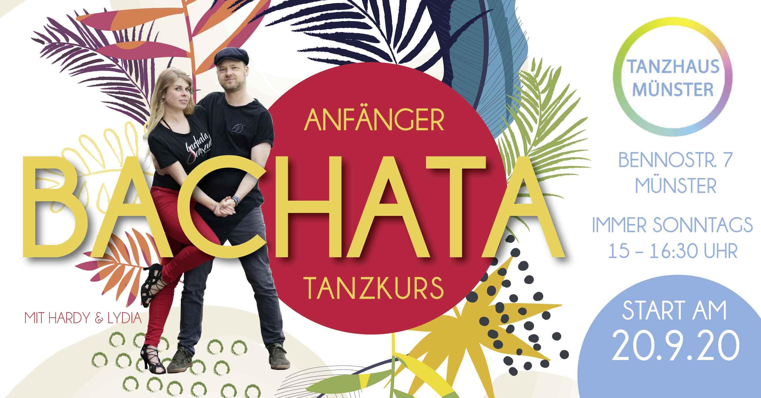 Bachata Tanzkurs für Anfänger in Münster
